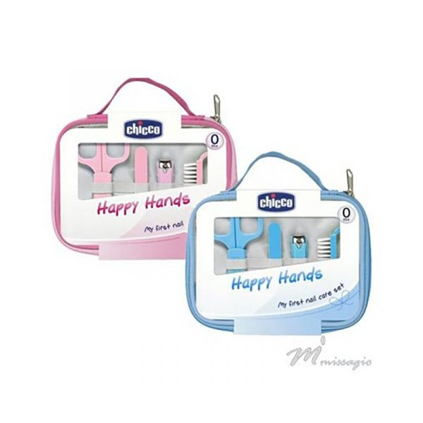 Chicco Conjunto de Manicure Happy Hands