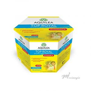 Aquilea TOP ROYAL Dynamic com Ginseng, Guaraná e Rodiola 20 ampolas 15ml