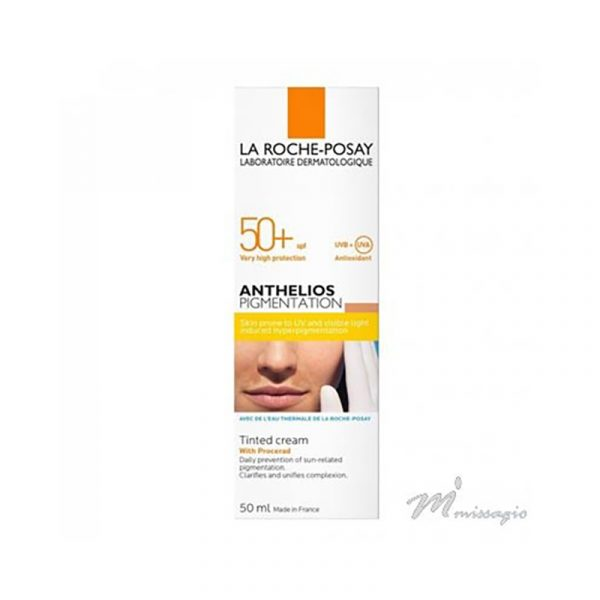 La Roche-Posay Anthelios PIGMENTATION FPS 50+ Manchas 50ml