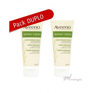 Aveeno Cream Creme hidratante 100 ml DUO
