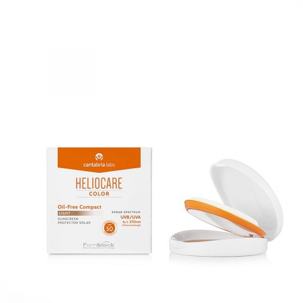 Heliocare Color Compacto Oil Free FPS 50+ 10g light
