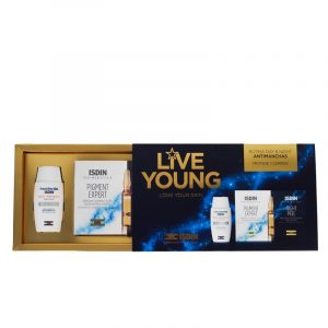 Coffret ISDINCEUTICS Live Young Rotina DAY&NIGHT Antimanchas