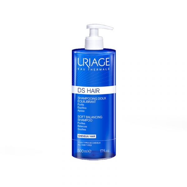 Uriage DS Champô Suave Equilibrante 500ml